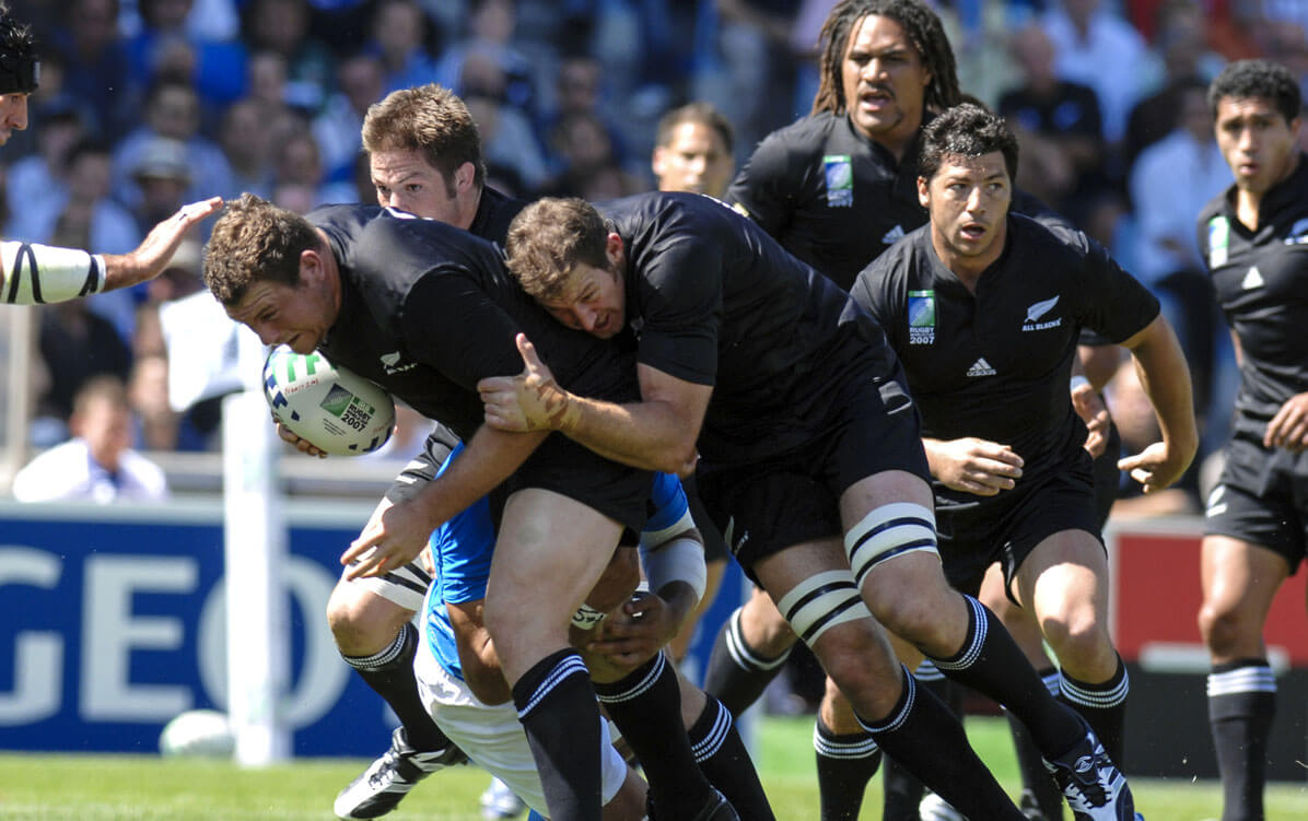 Barbarians vs Maori Rugby