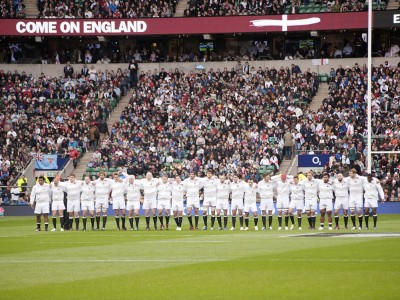 2019 England Rugby Team