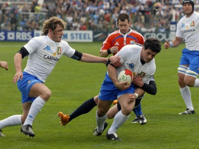 Italy vs Scotland Rugby