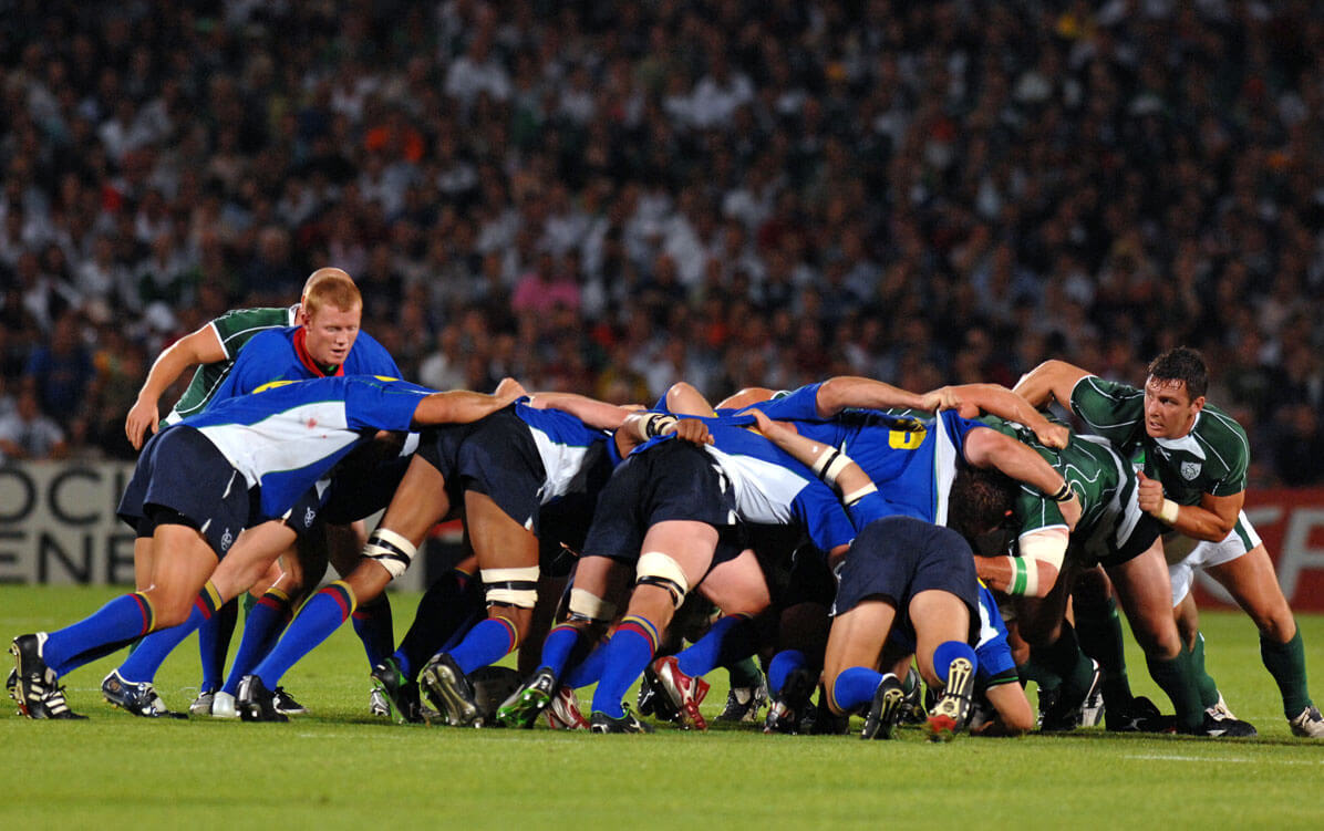 Top Rugby Team of the World Cup
