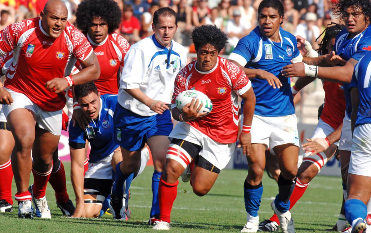 Tonga Rugby Team Guide