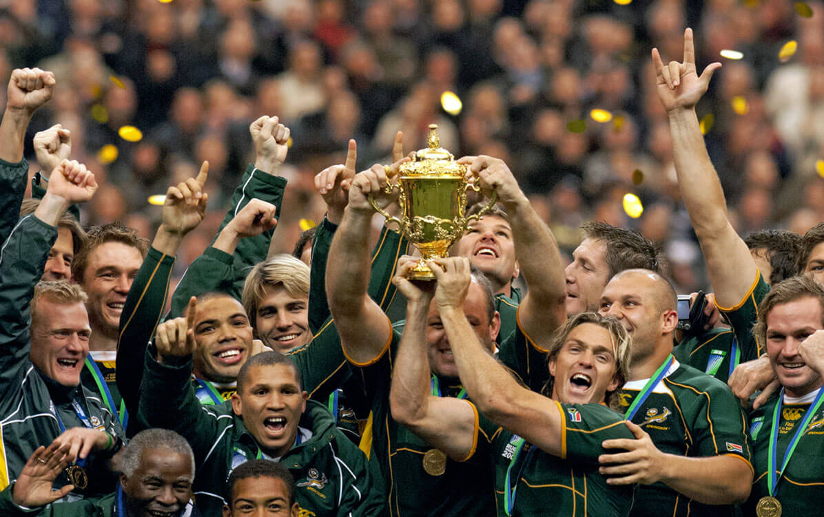 Top Rugby World Cups