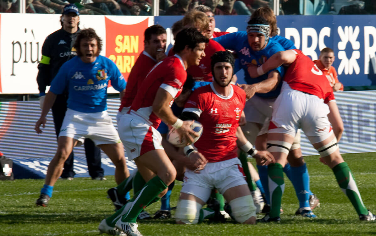 Wales Rugby Trio Missing