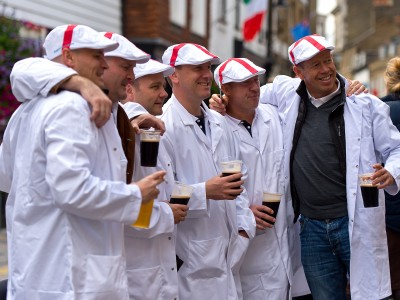5 People You Meet In Every Rugby Pub