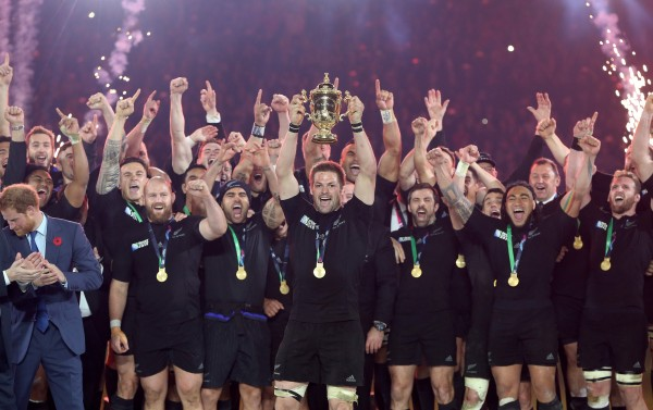 7 reasons the All Blacks is the world's favourite team