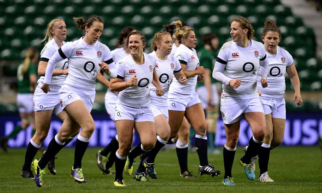 Team GB Womens Rugby Sevens Get Naked To Promote Body