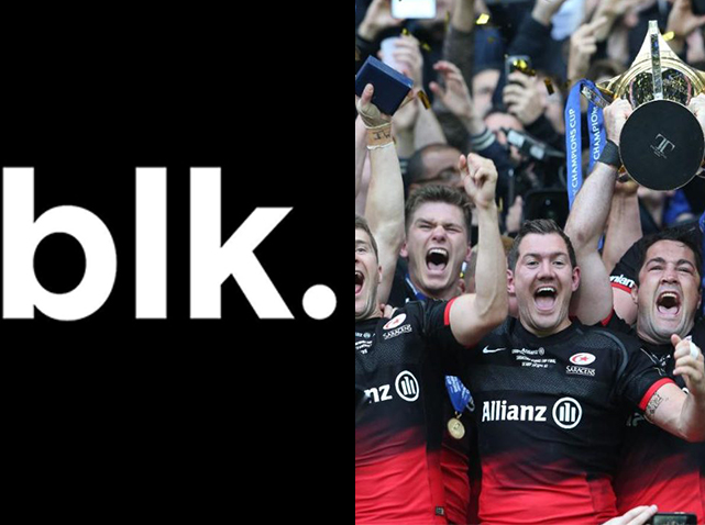 Saracens Team-up with BLK in multi-million pound deal