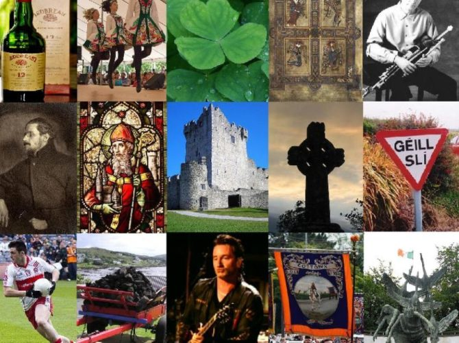 irish_culture_collage