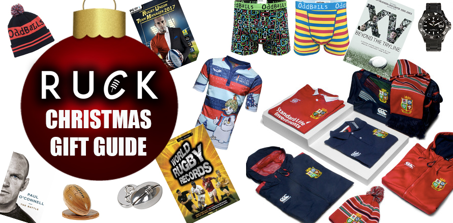 Best Christmas Gifts.Ruck S Christmas Gift Guide Best Presents For Rugby Fans