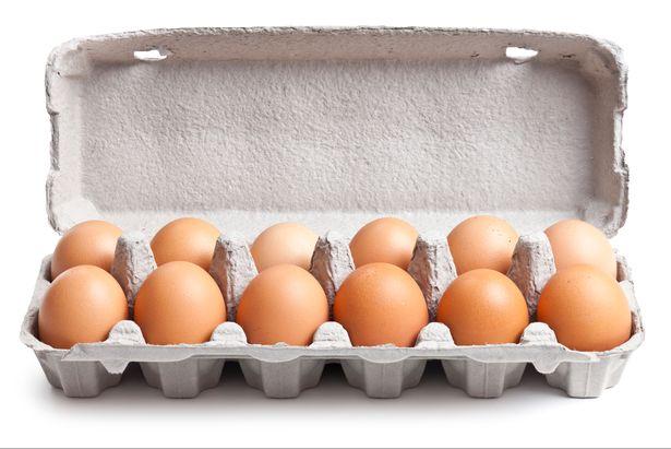 Eggs-in-a-carton