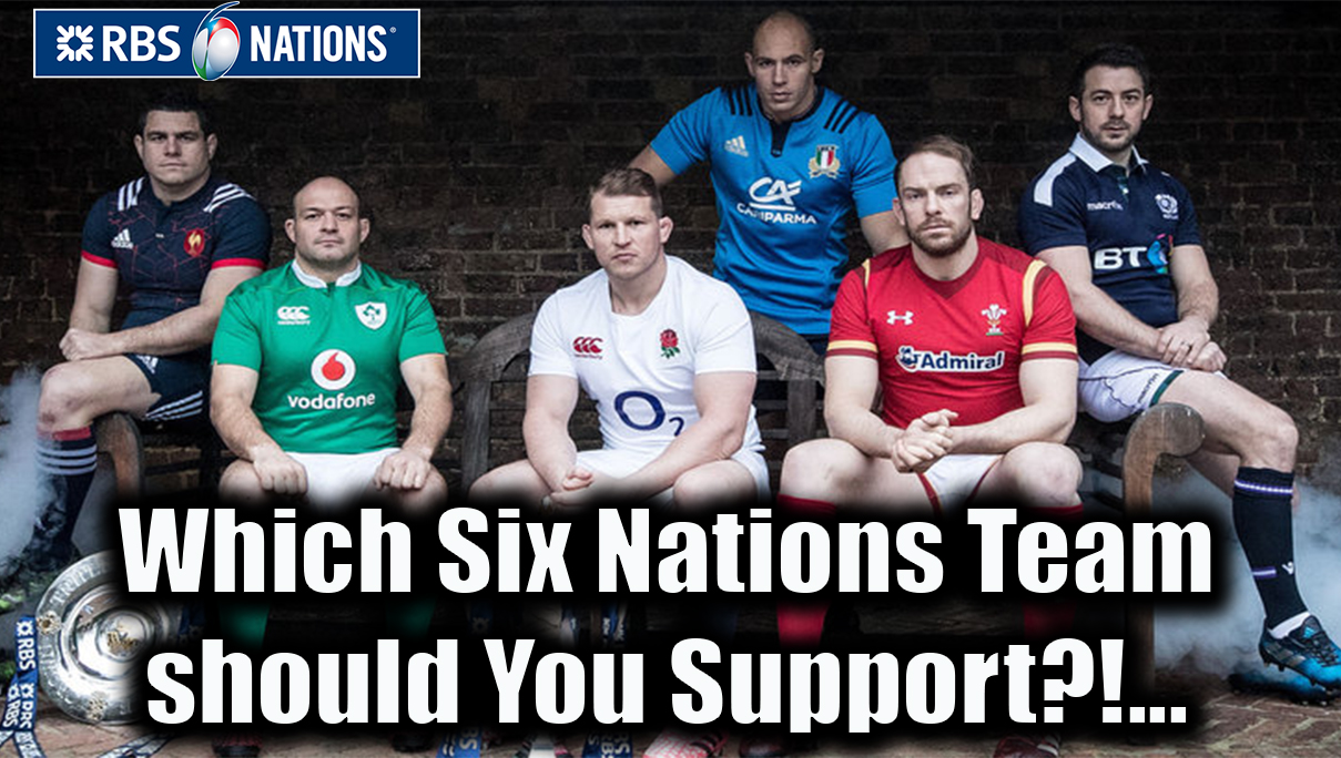 quiz which six nations team should i support
