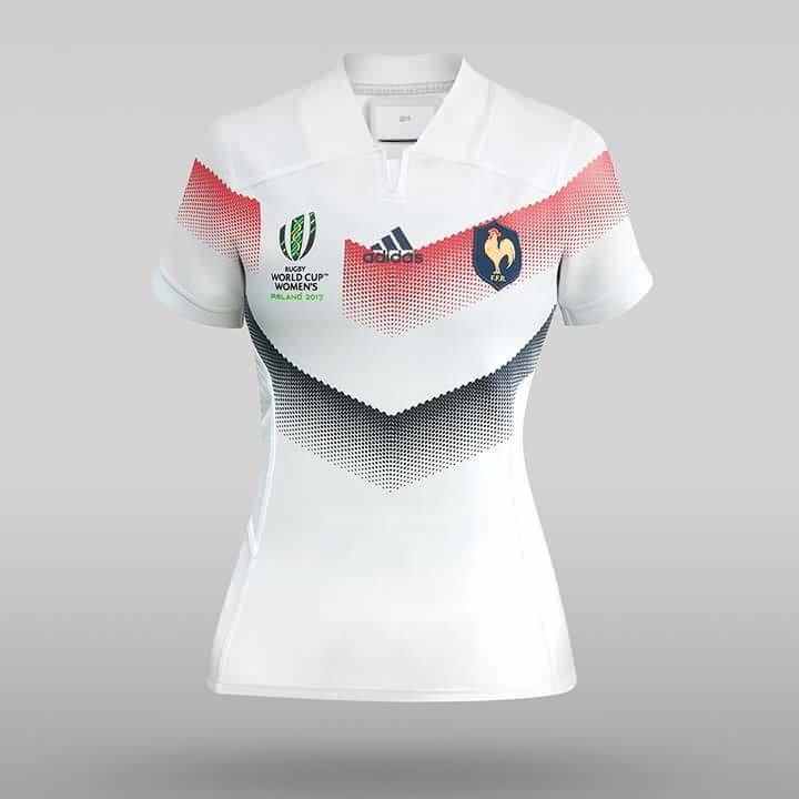 new styles 68085 91fcd France launch LUSH new away kit with the Women debuting it ...