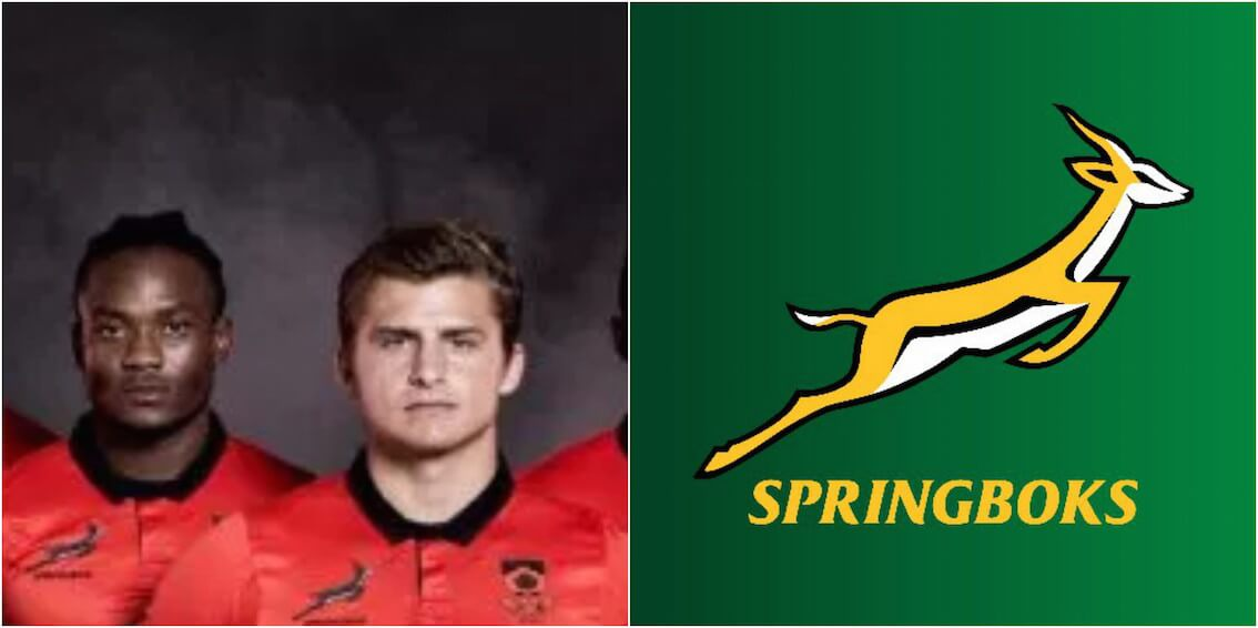 8267116f0d4 Springboks unveil limited edition all-red Alternative Kit | Ruck