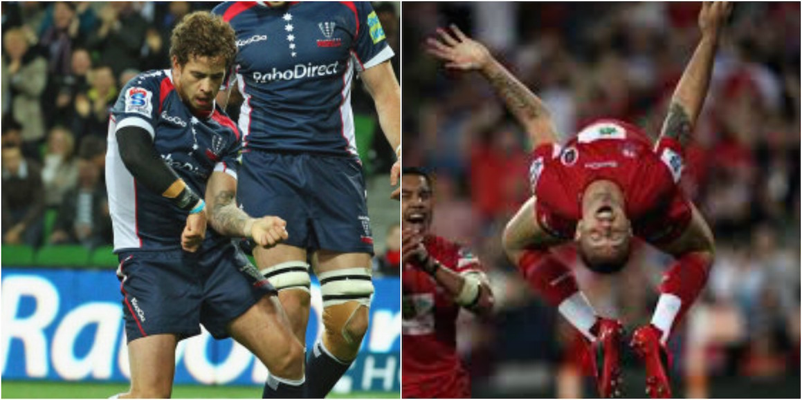 From The Sublime To The Ridiculous Eight Bizarre And Funny Rugby Celebrations