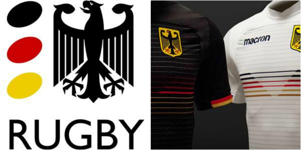 the new germany home and away rugby jerseys are amazing ruck