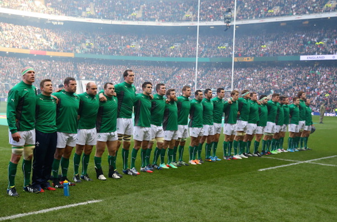 Why do Ireland have two national anthems? RUCK explains why