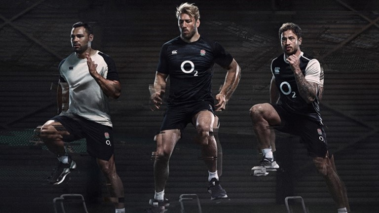 Canterbury unveils 2018/19 England training kit | Ruck
