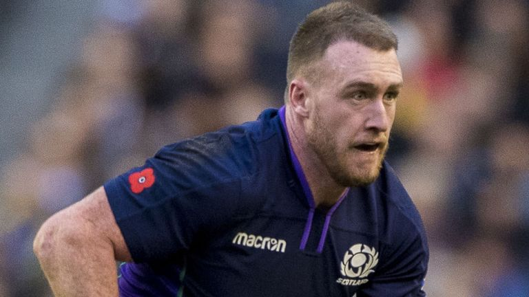 This image has an empty alt attribute; its file name is skysports-stuart-hogg-scotland_4486207.jpg