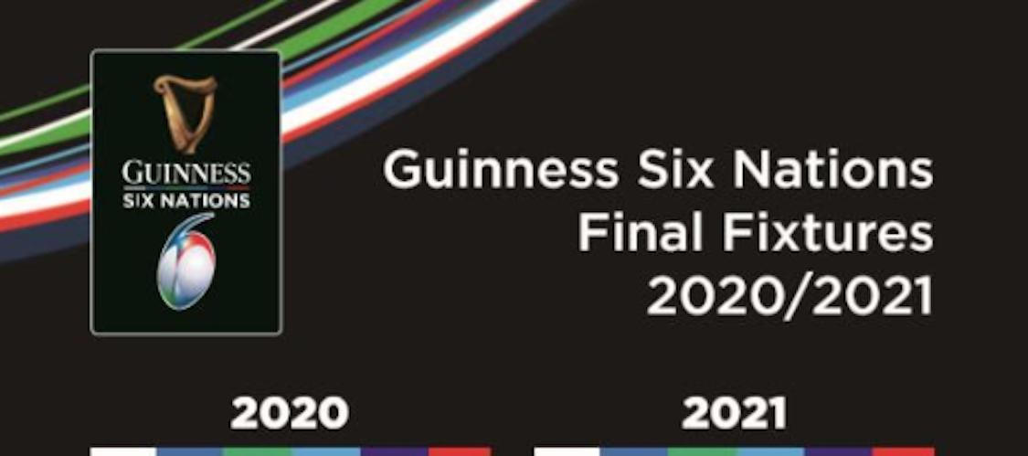 35b623a33c6 Guinness Six Nations 2020 & 2021 Fixtures Announced | Ruck