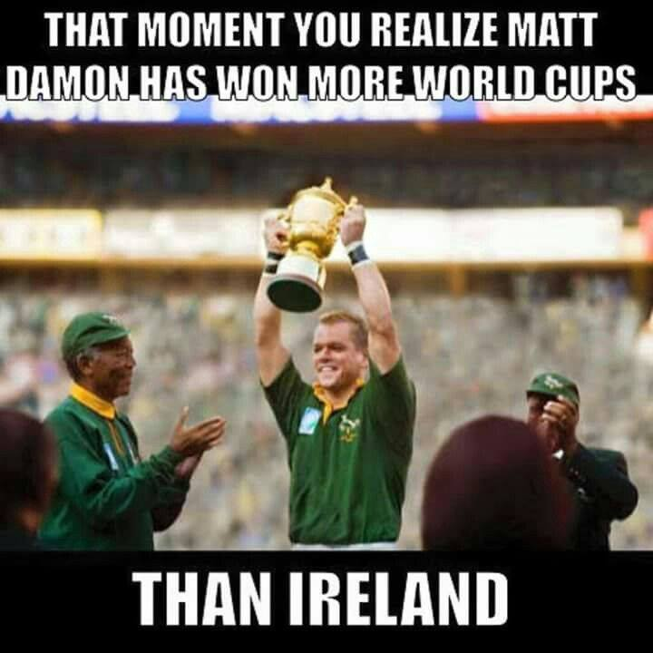Funny rugby meme