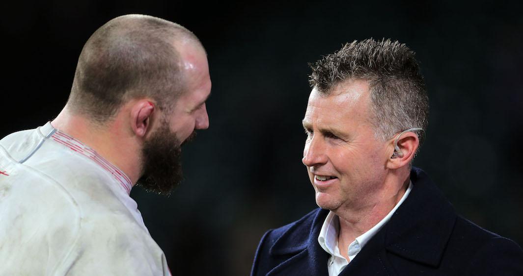 Nigel Owens reveals the thoughtful way Joe Marler always greets him | Ruck