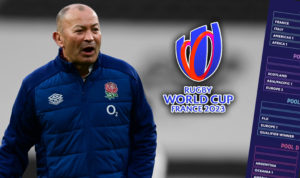 Rugby World Cup 2023 full draw