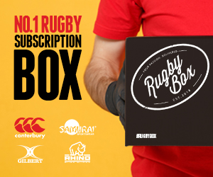 Rugby Box Advert