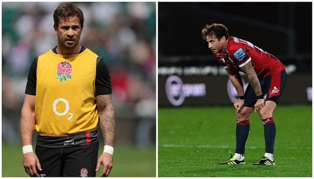 Danny Cipriani: Seven clubs  in the race to sign fly-half