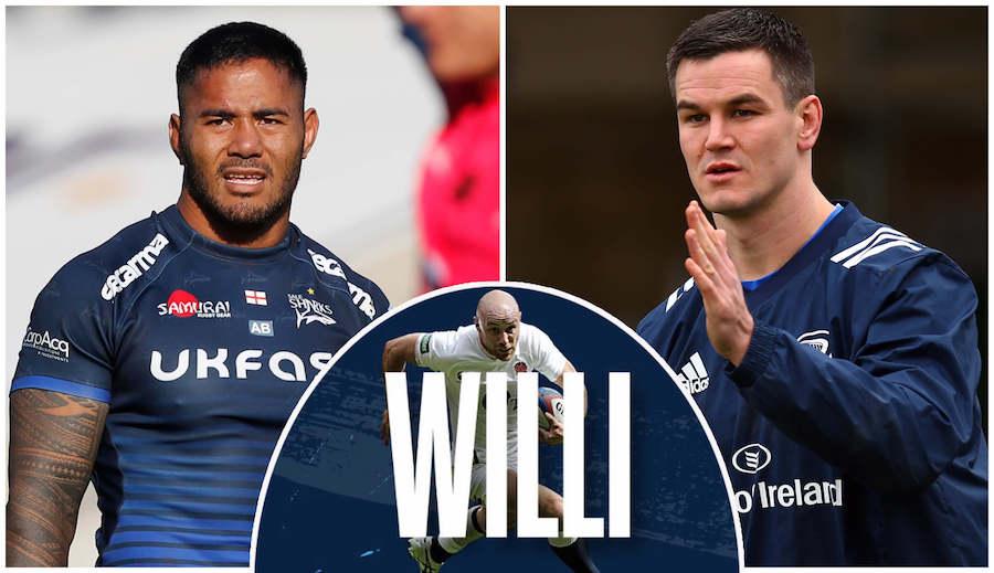 Transfer round-up: Johnny Sexton, Willi Heinz, Manu Tuilagi…