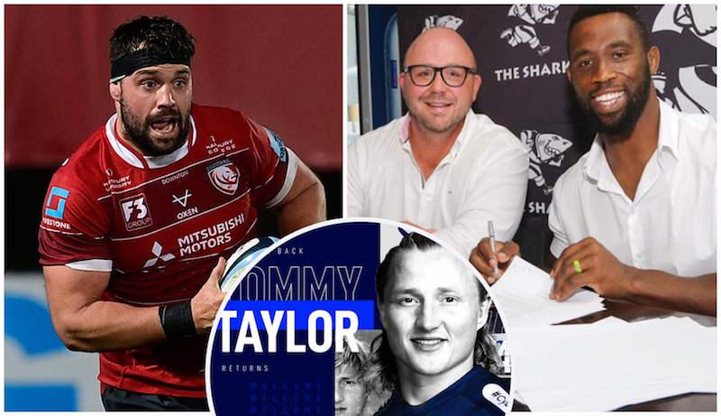 RUGBY TRANSFER ROUND-UP: Sharks sign Kolisi, Gloucester sign Irish prop