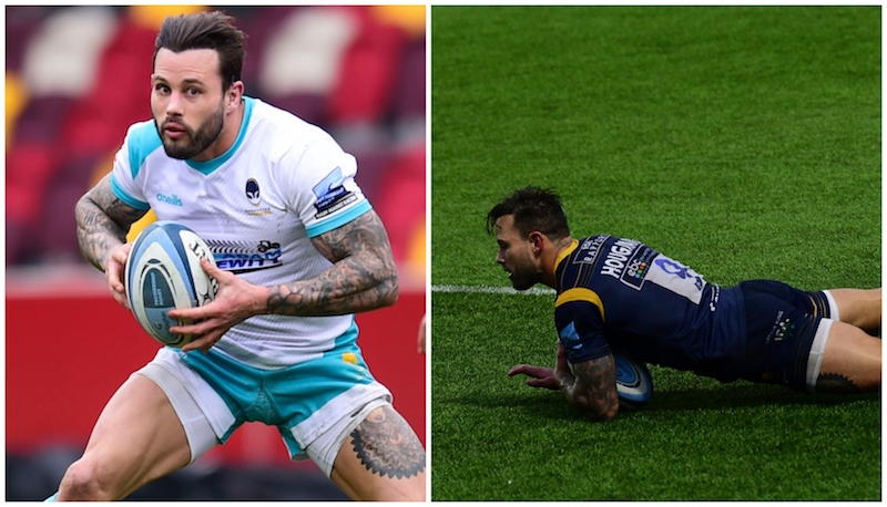 Worcester's Francois Hougaard set to join Premiership rival