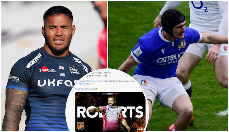 TRANSFER ROUND-UP: Tuilagi staying? Bears add two, Another Leicester departure…