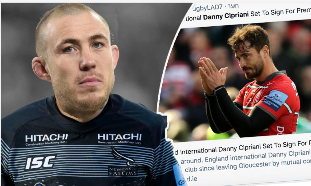 TRANSFER ROUND-UP: Brown leaves Quins, Cipriani close, Armitage returns…