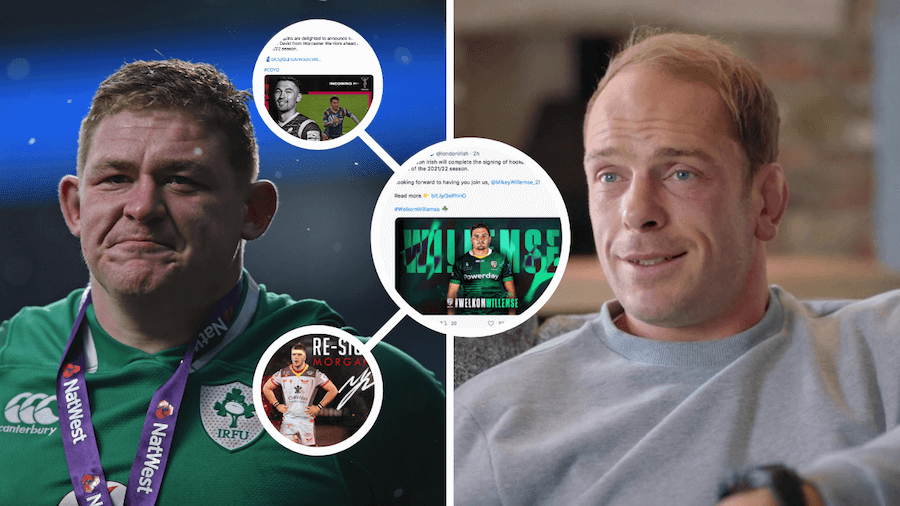 TRANSFER ROUND-UP: Alun Wyn signs, Furlong update, Quins and Irish make signings…