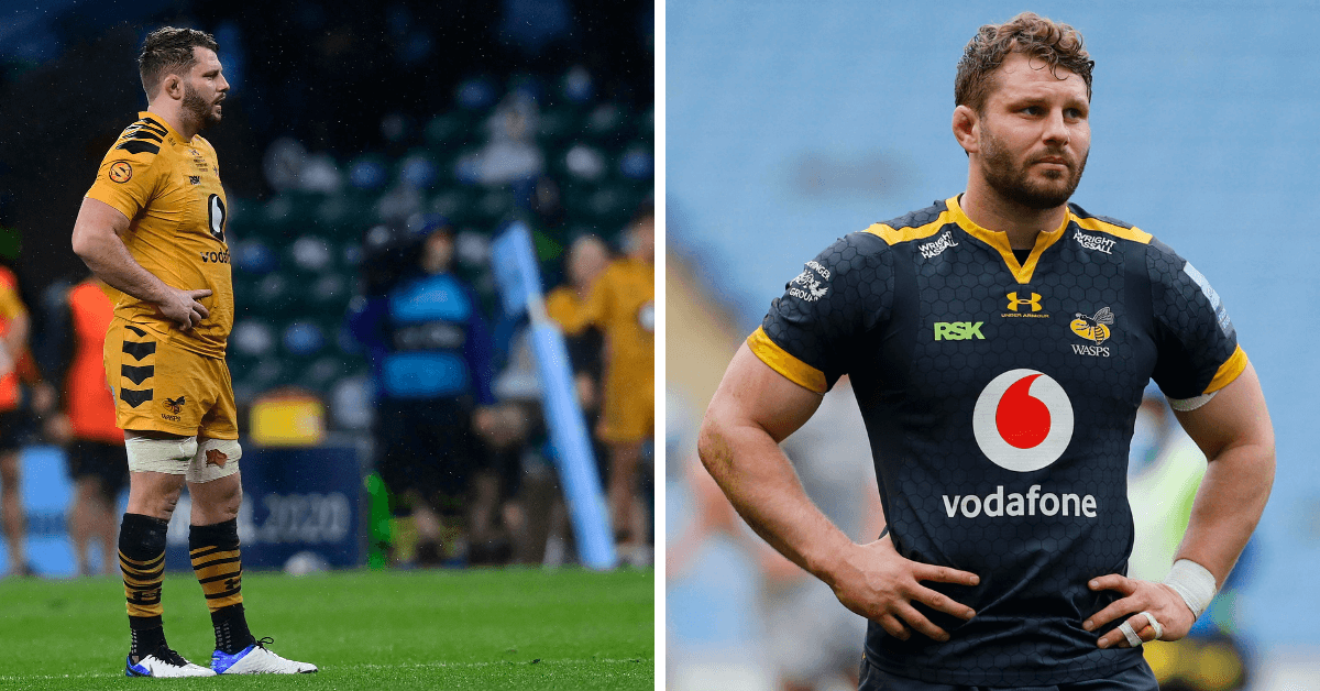 TRANSFER: Wasps stalwart announces he will leave the club