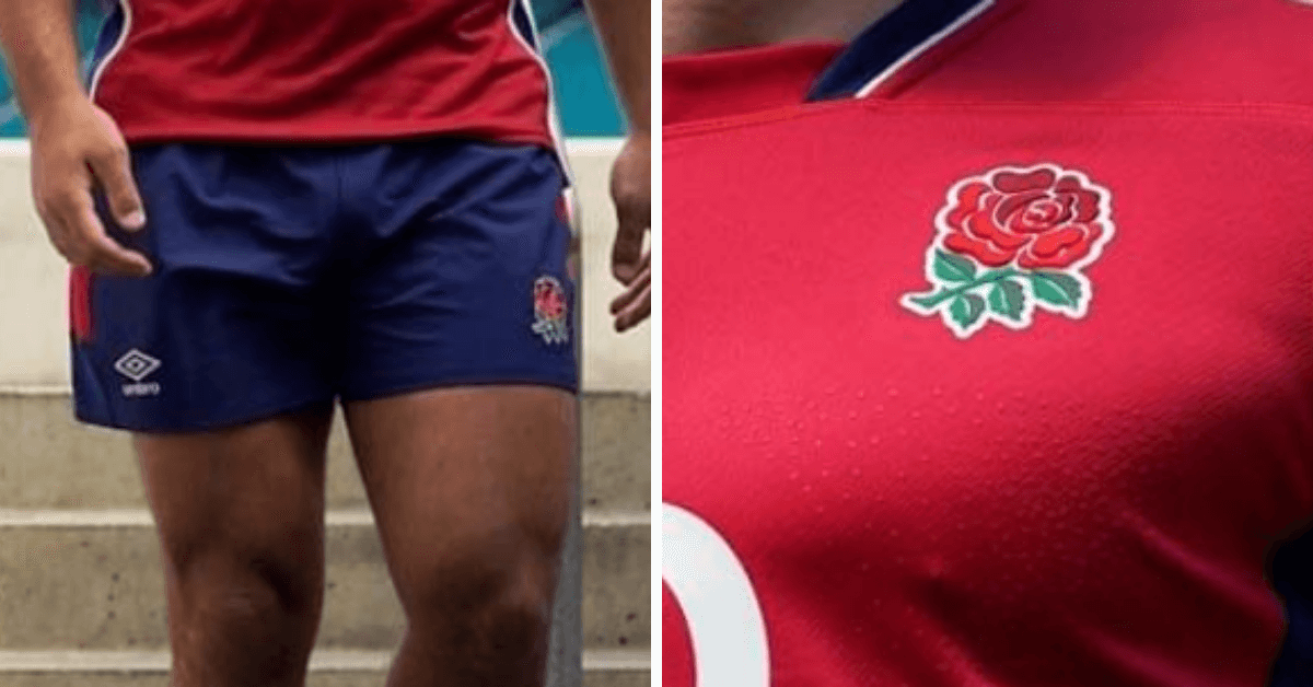 England away shirt for Autumn Nations Series revealed